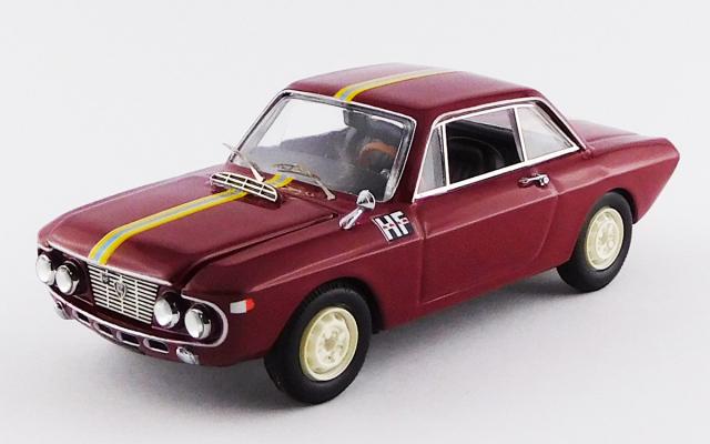 BEST MODEL 1/43 ランチア フルビア 1300 HF プレゼンテーション 1966年1月
