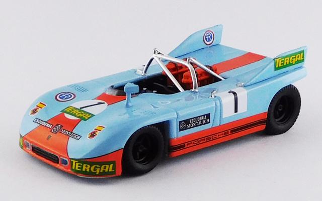 BEST MODEL 1/43 ポルシェ 908/03 バルセロナ1000km 1971 #1 J.Fernandez