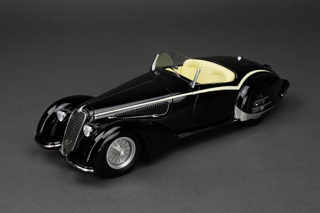 Collection d'Elegance 1/18 アルファロメオ 1938 8C 2900B ルンゴ カロッツェリアツーリング スパイダー