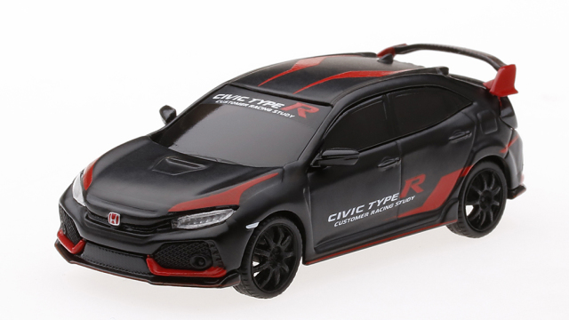 "MINI GT 1/64 Honda シビック Type R ""Customer Racing Study"""