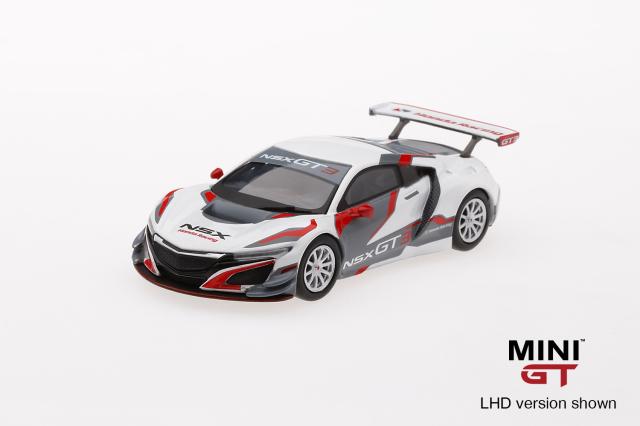 MINI GT 1/64 Honda NSX GT3 東京オートサロン 2018