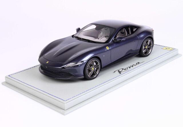 BBR 1/18 Ferrari Roma tortora color interior(ケース付 )