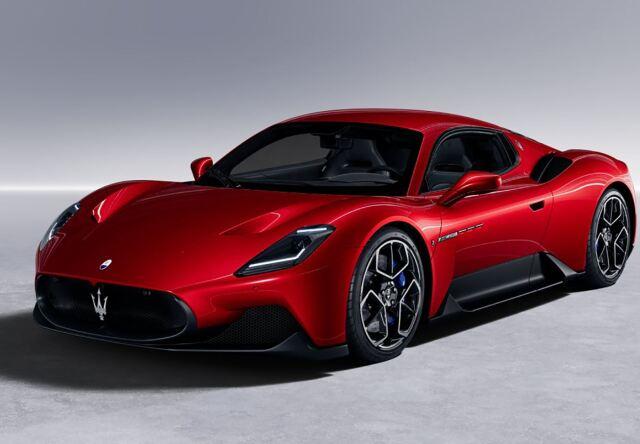【予約】BBR 1/18 Maserati MC20 2020 Rosso Vincente(ケース付)