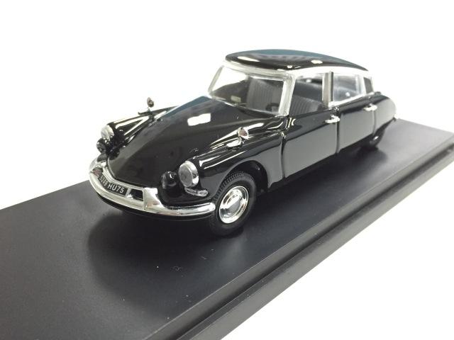 RIO 1/43 シトロエン DS 19 シャルル・ド・ゴール大統領専用車 1962