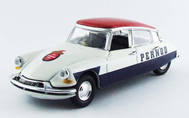 RIO 1/43 シトロエン DS 21 ペルノ営業車 1967