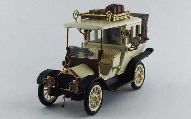 RIO 1/43 メルセデス 20-35 PS ベルリンタクシー 1911