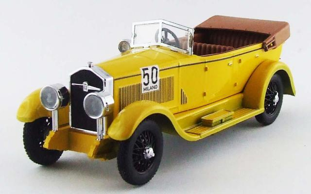 RIO 1/43 イソッタ・フラスキーニ Milano-Sanremo 1933 Rosalinda Bianchi Anderloni #50 優勝車