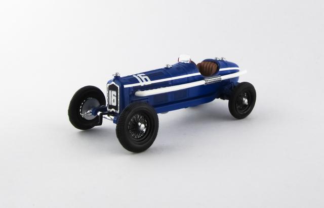 RIO 1/43 アルファロメオ P3 Vグランプリ・デ・モナコ 1933 L. Chiron #16