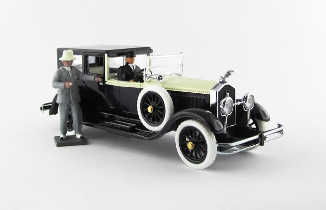 RIO 1/43 イソッタ フラスキーニ 8A TORPEDO フリートウッド仕様 ルドルフ・ヴァレンティノ所有 1925