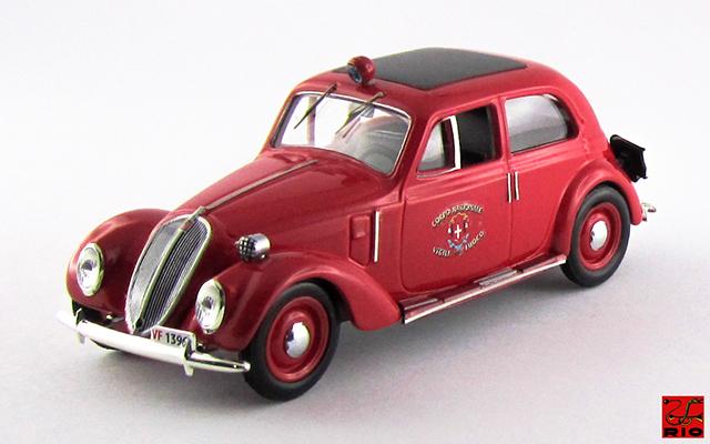 RIO 1/43 フィアット 1500 6C 消防署車両 1948