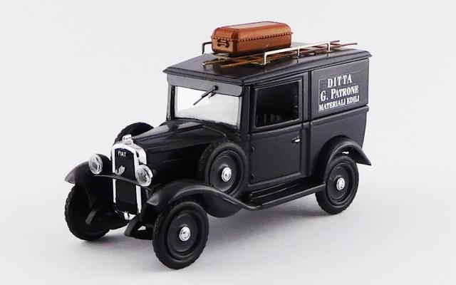 RIO 1/43 フィアット バリラ 建設会社 社用車 1936