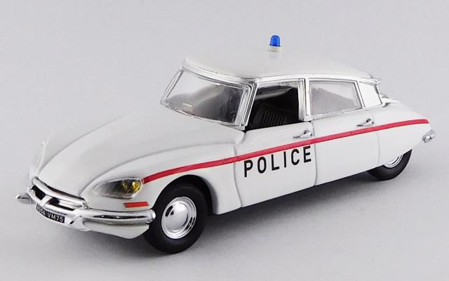 RIO 1/43 シトロエン DS 21 パリ警察 1968