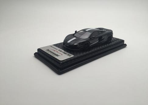 TECNOMODEL 1/43 マクラーレン 675 LT ケンウッド JVC コンセプト エディション 2016