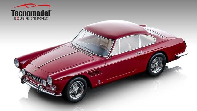 Tecnomodel 1/18 フェラーリ 250 GTE 2+2 1962 ロッソコルサ