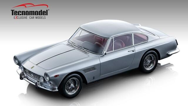 Tecnomodel 1/18 フェラーリ 250 GTE 2+2 1962 メタリックシルバー