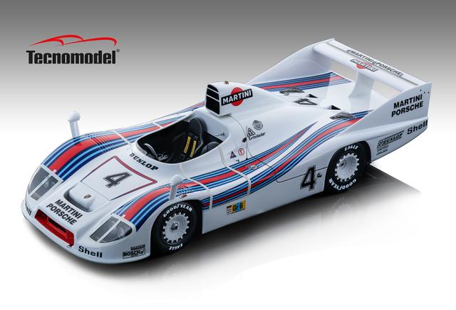 Tecnomodel 1/18 ポルシェ 936 ル・マン 1977 #4 優勝車 J.Barth /H.Haywood /J.Ickx