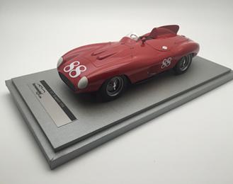 TECNOMODEL 1/18 F857 スカリエッティ ナッソー トロフィーレース 1956 #88 Richie Ginther