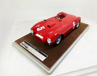 TECNOMODEL 1/18 ランチア D24 ニュルブルクリンク レース 1953 #5 Juan Manuel Fangio / Felice Bonetto
