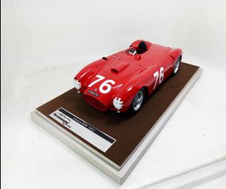 TECNOMODEL 1/18 ランチア D24 タルガ フローリオ 1954 優勝車 #76 Piero Taruffi