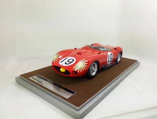 TECNOMODEL 1/18 マセラティ 450S セブリング12時間 1957 優勝車 1957 #19 Behra/Fangio
