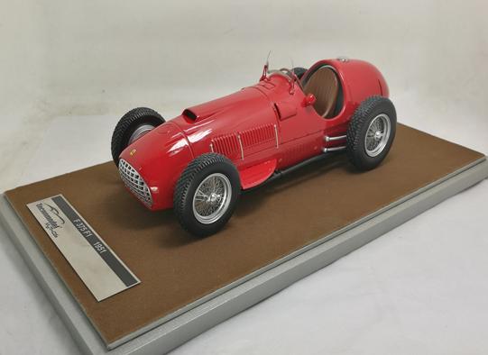 TECNOMODEL 1/18 フェラーリ 375 F1 プレスバージョン 1951