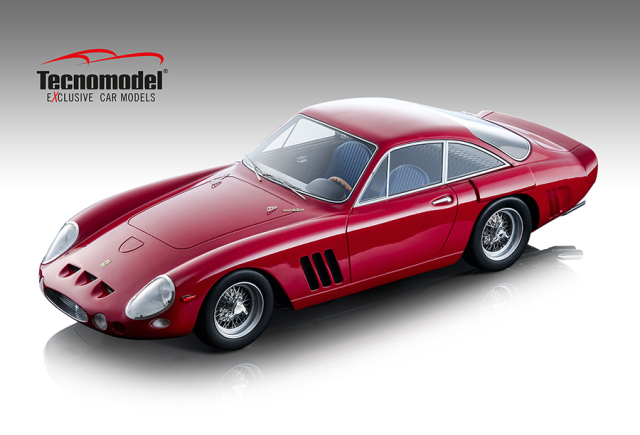 Tecnomodel 1/18 フェラーリ 330 LMB 1962 プレスバージョン