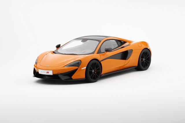 Top Speed 1/18 マクラーレン 570S マクラーレンオレンジ