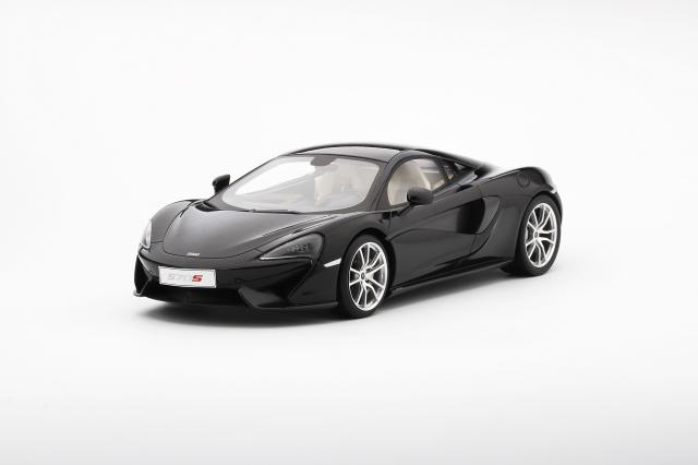 Top Speed 1/18 マクラーレン 570S ブラック
