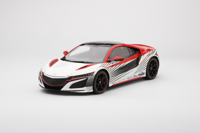 Top Speed 1/18 アキュラ NSX 2015 パイクスピーク 公式ペースカー