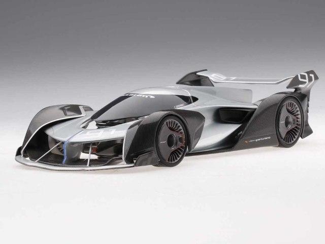 Top Speed 1/18 マクラーレン アルティメット ヴィジョン グラン ツーリスモ (ノワール)