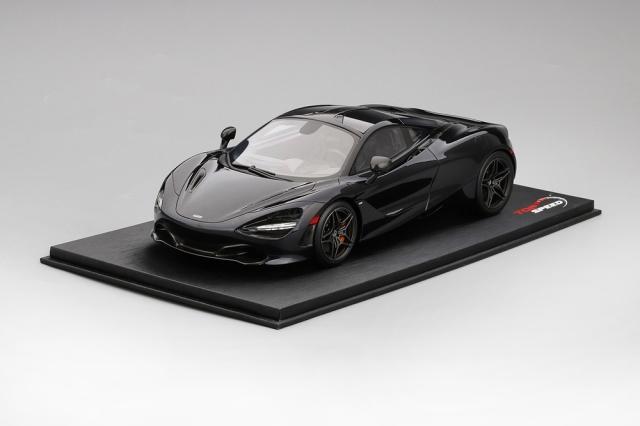 Top Speed 1/18 マクラーレン 720S アメジスト ブラック