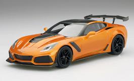 Top Speed 1/18 シボレー コルベット C7 ZR-1 (ハイボルテージティント)