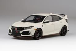 Top Speed 1/18 Honda シビック Type R チャンピオンシップホワイト (*左ハンドル)