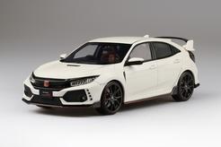 Top Speed 1/18 Honda シビック Type R チャンピオンシップホワイト (*右ハンドル)