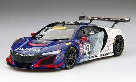Top Speed 1/18 Acura NSX GT3 #93 ピレリ ワールドチャレンジ リアルタイム レーシング