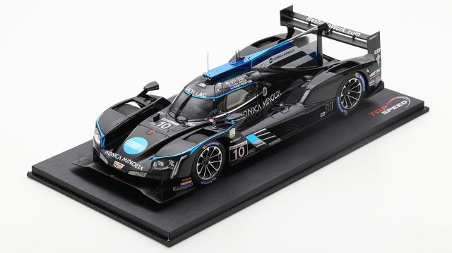 Top Speed 1/18 キャデラック DPi-V.R コニカ ミノルタ キャデラック デイトナ24時間 2020 優勝車 #10