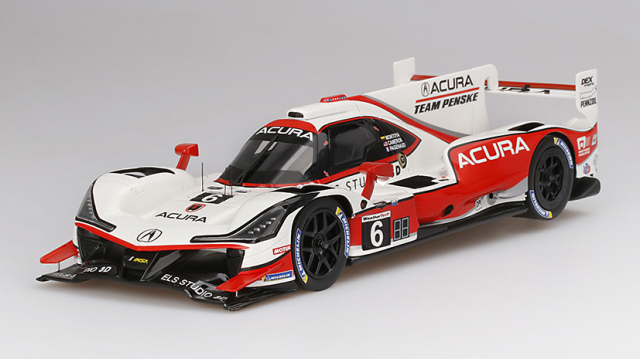 Top Speed 1/18 Acura DPI ARX-05 デイトナ24時間 2019 #6