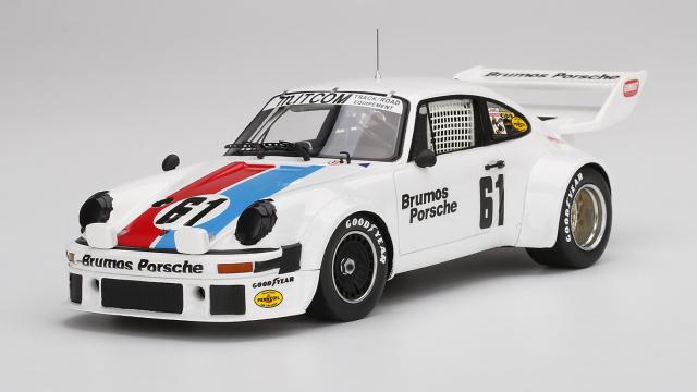 Top Speed  1/18 ポルシェ 934/5 #61 セブリング12時間 1977 3位 Brumos Racing