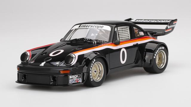 Top Speed  1/18 ポルシェ 934/5 #0 1977 IMSAラグナセカ 100マイル 優勝車 インタースコープ レーシング