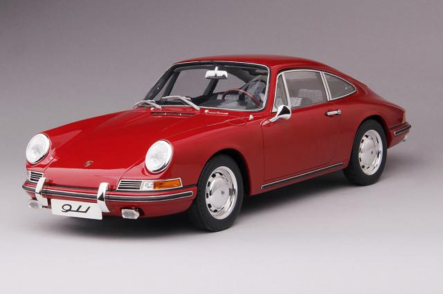TSM 1/12 ポルシェ 911 1964 レッド 限定300台