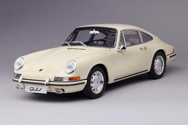 TSM 1/12 ポルシェ 911 1964 アイボリー 限定300台