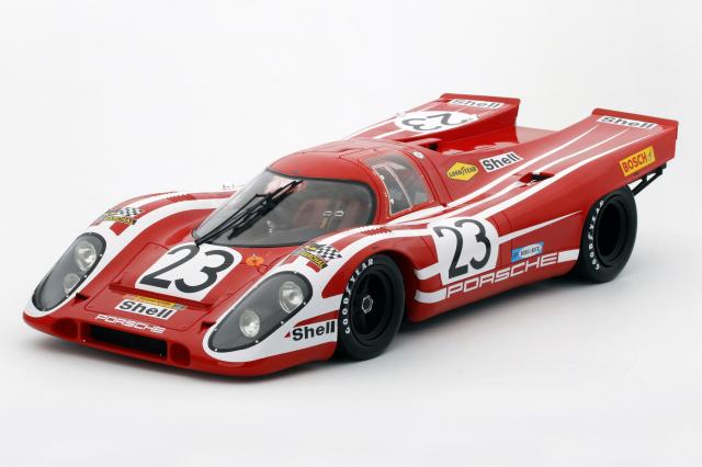 TSM 1/12 ポルシェ 917K #23 ポルシェK.G.1970 ル・マン24時間 優勝車 限定300個