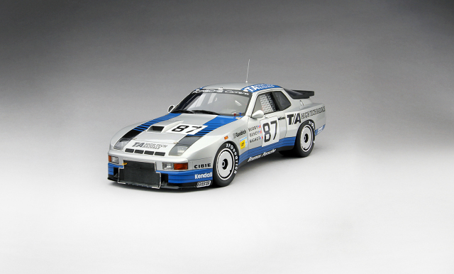 TSM 1/18 ポルシェ 924 GTR #87 B.F. グッドリッチ 1982 ル・マン24時間 1st in IMSA GTO Class 限定500個