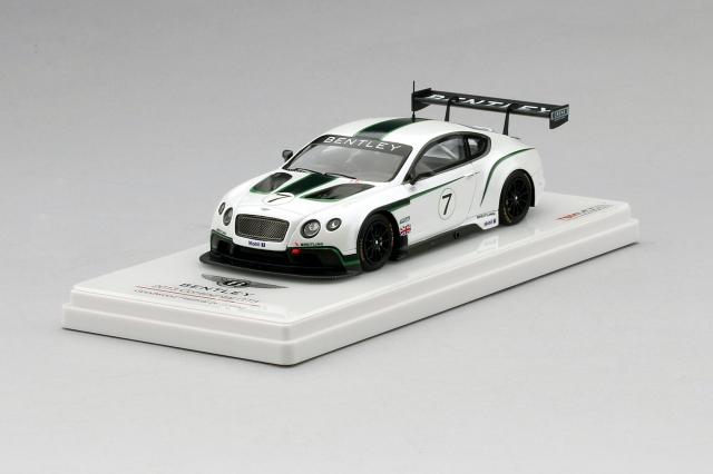 TSM MODEL 1/43 ベントレーコンチネンタル GT3 2013 グッドウッド・フェスティバル・オブ・スピード