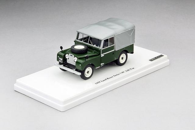 TSM 1/43 ランドローバーシリーズ I 88 1957 ソフトトップ