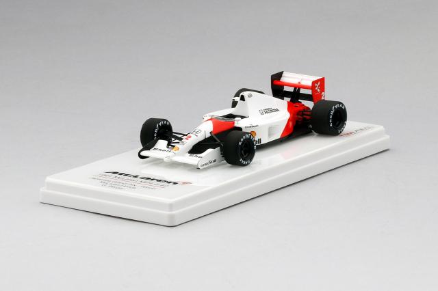 TSM MODEL 1/43 マクラーレン MP4/6 #2 1991 日本GP Winner ゲルハルト・ベルガー