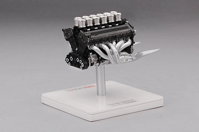 TSM 1/18 ホンダ RA121E V12 エンジン