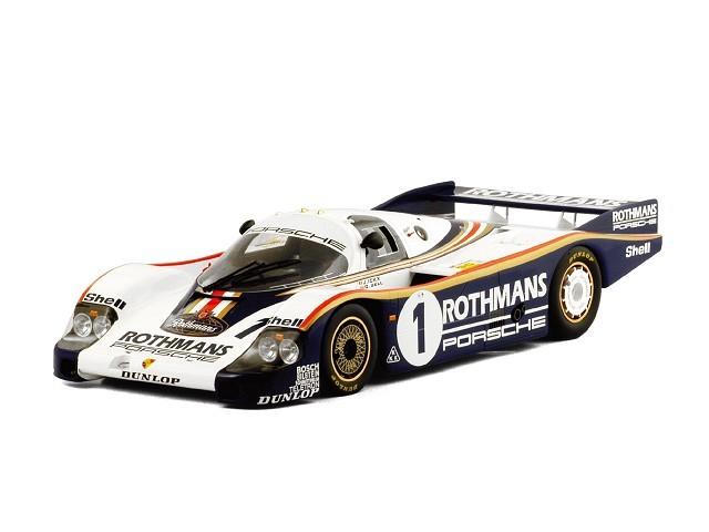 TSM 1/12 ポルシェ 956 #1 ロスマンズ1982 ル・マン24h 優勝車 J・イクス/D・ベル