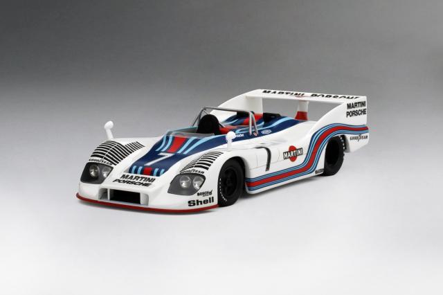 TSM 1/18 ポルシェ 936 #7 マルティニレーシング 1996 イモラ500km 優勝車 J・イクス/J・マス 限定1200台