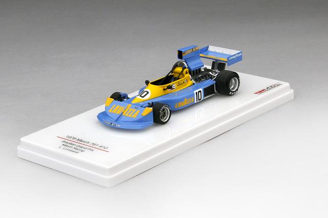 TSM 1/43 マーチ 761 #10 マーチレーシング 1976 ブラジルGP R. レラ・ロンバルディ
